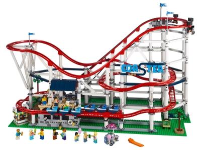 LEGO Roller Coaster (10261)
