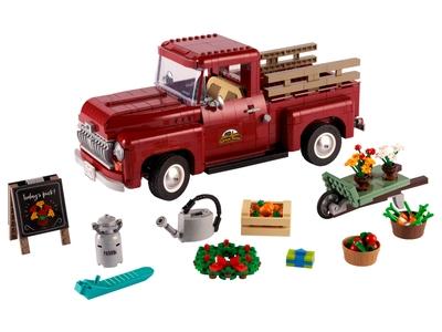LEGO Pickup Truck (10290)