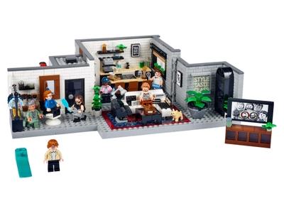 LEGO Queer Eye – Le loft des Fab5 (10291)