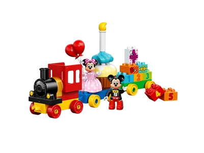 LEGO Mickey & Minnie Birthday Parade (10597)