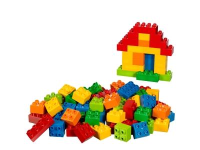 Duplo Bricks BAU und Konstruktionsspielzeug LEGO 10623