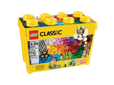 LEGO Boîte de briques créatives deluxe LEGO® (10698)