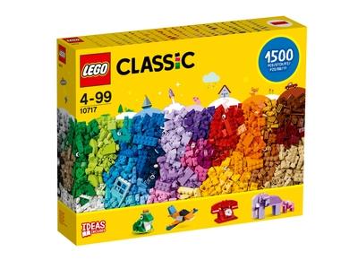 LEGO Stenen, stenen, stenen (10717)