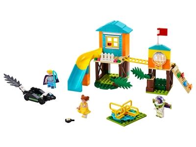 LEGO Buzz & Porzellinchens Spielplatzabenteuer (10768)