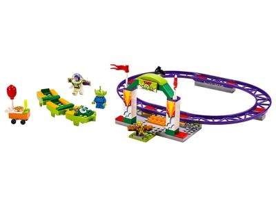 LEGO Buzz wilde Achterbahnfahrt (10771)