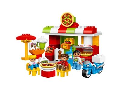 LEGO Pizzeria (10834)