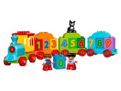 LEGO Getallentrein (10847)