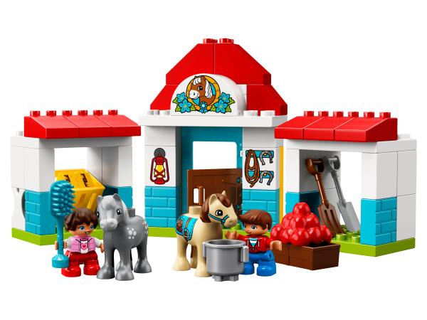 Lego 10870 Duplo Ville Animaux Ferme