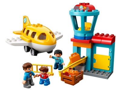 LEGO Vliegveld (10871)