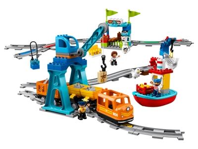 LEGO Goederentrein (10875)