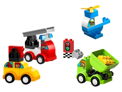 LEGO Mes premiers véhicules (10886)