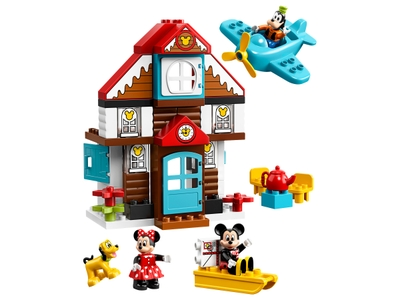 LEGO Mickey's Vacation House (10889)