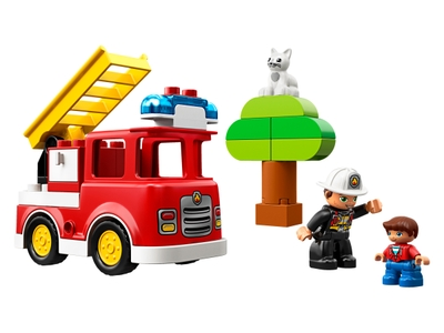 LEGO Brandweertruck (10901)
