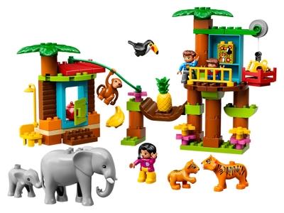 LEGO Tropisch eiland (10906)