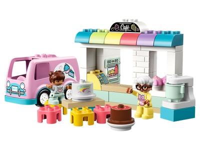 LEGO Bakkerij (10928)