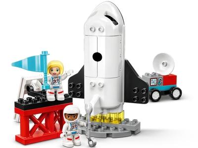 LEGO La mission de la navette spatiale (10944)