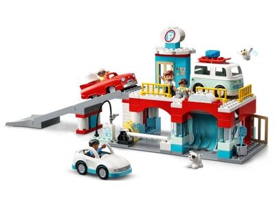 LEGO Parking Garage and Car Wash (10948)