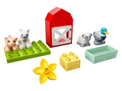 LEGO Boerderijdieren verzorgen (10949)