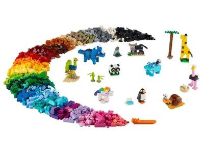 LEGO Bricks and Animals (11011)
