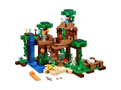 LEGO The Jungle Tree House (21125). Now U20ac 103.76 At Amazon.it,  4% Below  The Lego Retail Price   Brickwatch France   Lego® Pricewatch