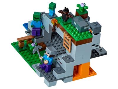 LEGO De zombiegrot (21141)