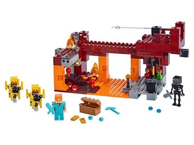 LEGO De Blaze brug (21154)