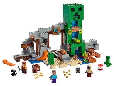 LEGO De Creeper™ mijn (21155)
