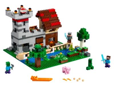 LEGO La boîte de construction 3.0 (21161)
