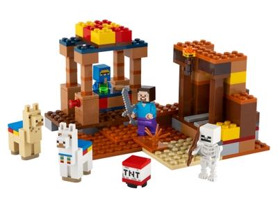 LEGO Le comptoir d'échange (21167)
