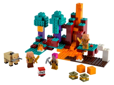 LEGO Het verwrongen bos (21168)