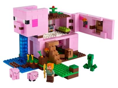 LEGO Das Schweinehaus (21170)