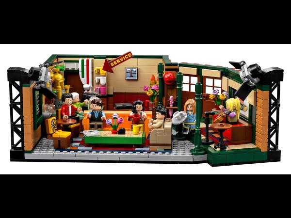 21319 Central Perk LEGO Ideas