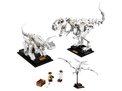 LEGO Les fossiles de dinosaures (21320)