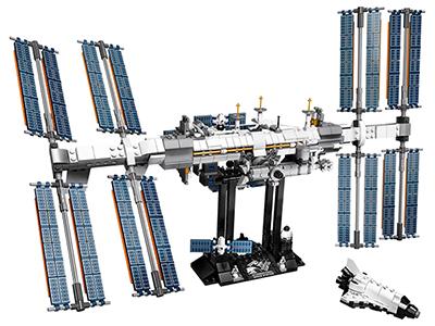 LEGO International Space Station (21321)