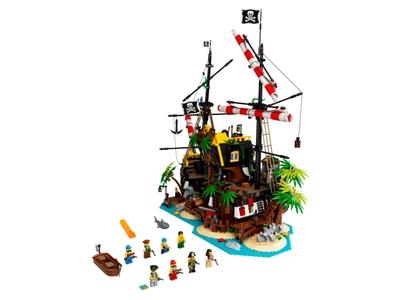 LEGO Pirates of Barracuda Bay (21322)