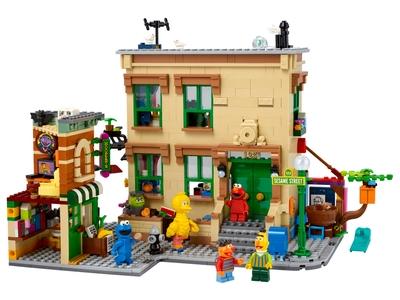 LEGO 123 Sesame Street (21324)