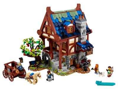 LEGO Mittelalterliche Schmiede (21325)