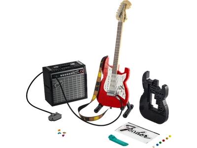 LEGO Fender® Stratocaster™ (21329)