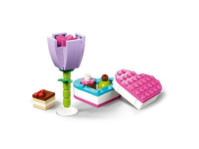 LEGO Chocolate Box & Flower (30411)