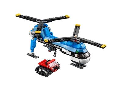 LEGO L'hélicoptère à double rotor (31049)