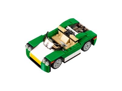 LEGO Groene sportwagen (31056)