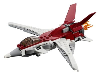 LEGO Futuristic Flyer (31086)