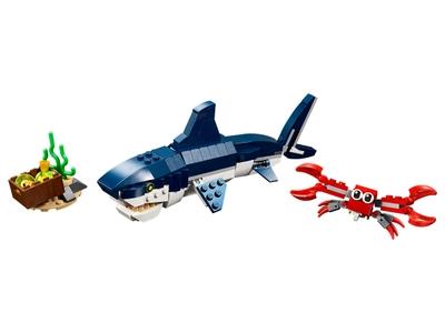 LEGO Bewohner der Tiefsee (31088)