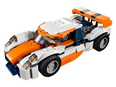 LEGO Rennwagen (31089)