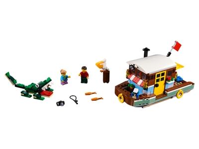 LEGO Hausboot (31093)