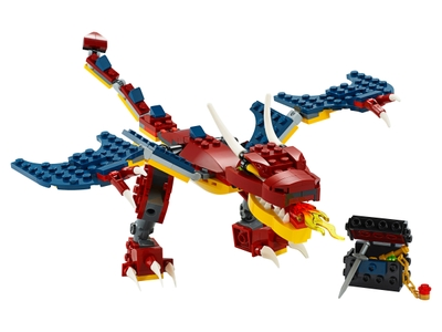 LEGO Fire Dragon (31102)