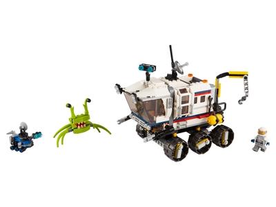 LEGO L'explorateur spatial (31107)