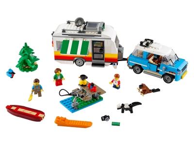 LEGO Caravan Family Holiday (31108)