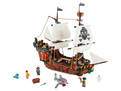 LEGO Pirate Ship (31109)