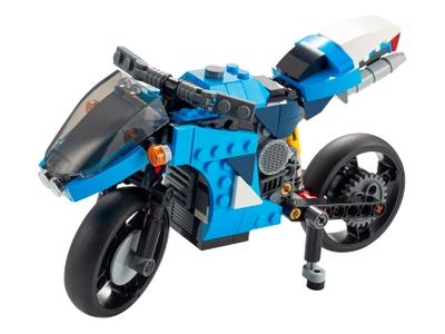 LEGO Snelle motor (31114)